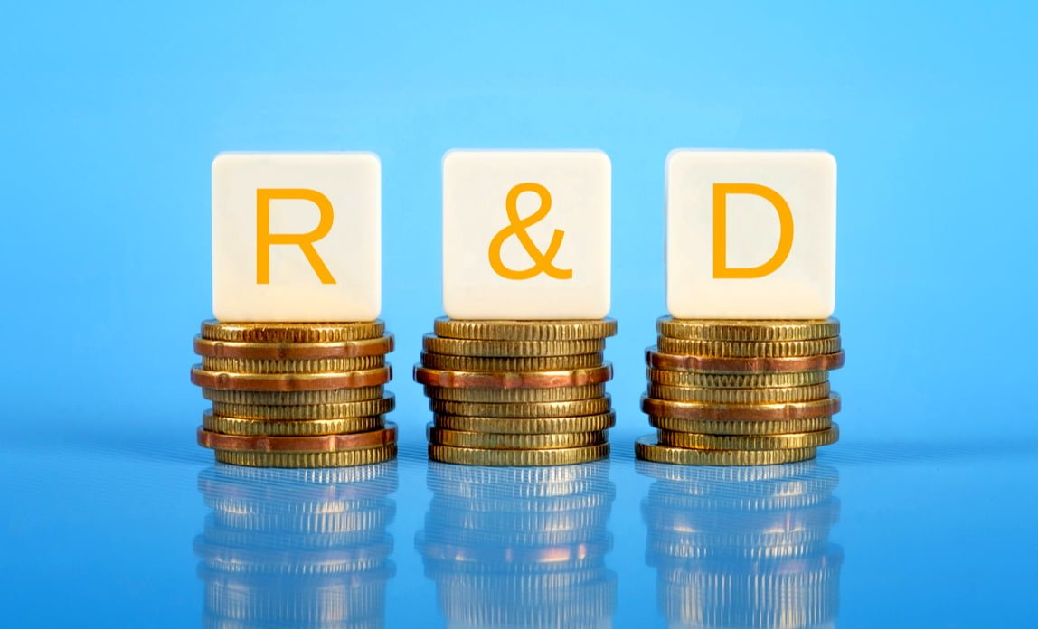 Claim R&d tax credit